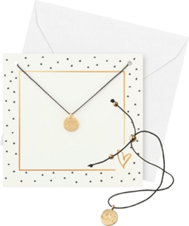 Besondere Geschenkideen aus der Region: Geschenkkarte mit Schmuck-Armband