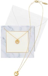 Besondere Geschenkideen aus der Region: Geschenkkarte mit Halskette