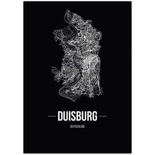 Besondere Geschenkideen aus Duisburg: Stadtposter