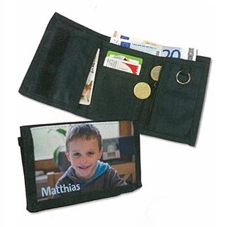Besondere Geschenkideen in Ihrer Nähe: Geldbörse mit eigenem Foto