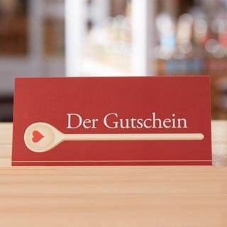 Besondere Geschenkideen aus Lüneburg: Geschenkgutschein von