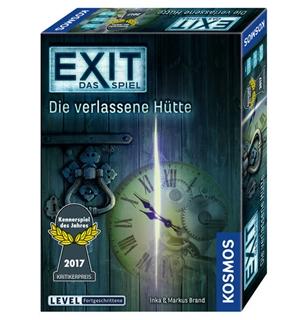 Besondere Geschenkideen aus der Region: EXIT - Das Spiel