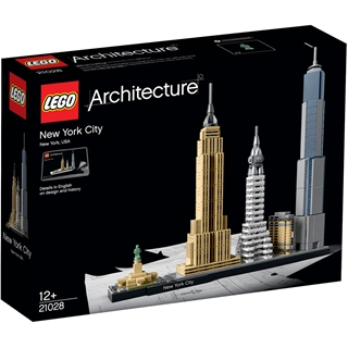 Besondere Geschenkideen aus Dresden: LEGO® New York City