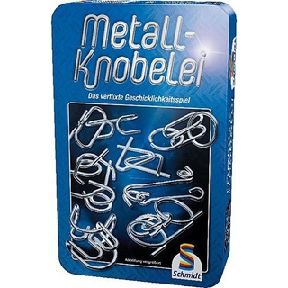 Besondere Geschenkideen aus Dresden: Metall Knobelei