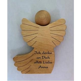 Besondere Geschenkideen aus Soltau: Schutzengel mit Gravur