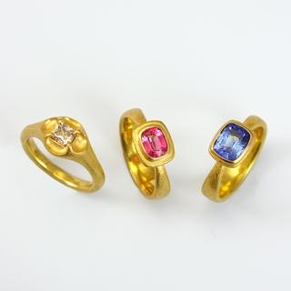 Besondere Geschenkideen aus Lüneburg: Handgefertigte Ringe von Holger Siebke