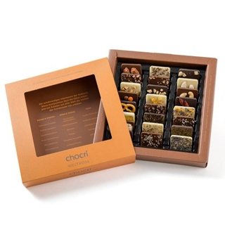 Besondere Geschenkideen aus Potsdam: Schokoladen-Weltreise
