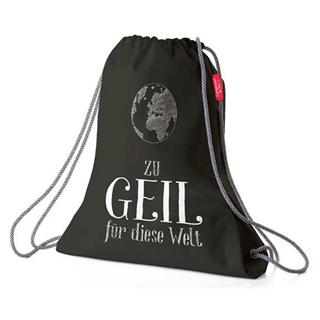 Besondere Geschenkideen aus Uelzen: Turnbeutel von La Vida