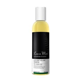 Besondere Geschenkideen aus Lüneburg: Less is More Aloe Mint Shampoo
