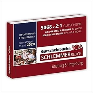 Besondere Geschenkideen aus Lüneburg: Schlemmerblock Lüneburg & Umgebung