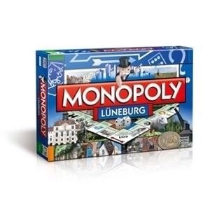 Besondere Geschenkideen aus Lüneburg: Monopoly Städte Edition: Lüneburg