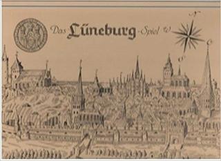 Besondere Geschenkideen aus Lüneburg: Das Lüneburg-Spiel