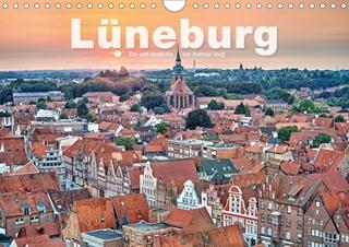 Besondere Geschenkideen aus Lüneburg: Lüneburg Wandkalender 2020