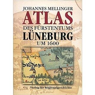 Besondere Geschenkideen aus Lüneburg: Atlas des Fürstentums Lüneburg um 1600