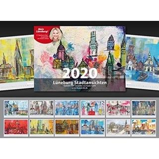 Besondere Geschenkideen aus Lüneburg: Wandkalender
