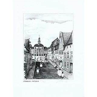 Besondere Geschenkideen aus Lüneburg: Leinwanddruck