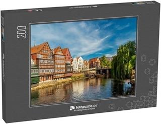 Besondere Geschenkideen aus Lüneburg: 200 Teile Puzzle