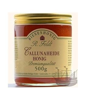 Besondere Geschenkideen aus Lüneburg: Callunaheide Honig