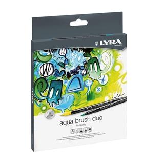 Besondere Geschenkideen aus Uelzen: Aquarellstifte von Lyra