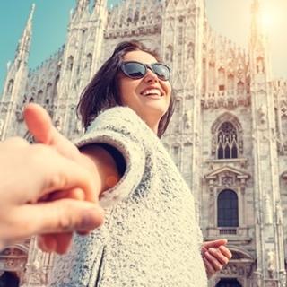 Besondere Geschenkideen aus Ludwigshafen: Städtereise nach Mailand