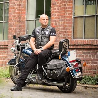 Besondere Geschenkideen aus Hagen: Motorrad-Fotoshooting