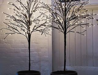 Besondere Geschenkideen in Ihrer Nähe: LED-Outdoor-Baum