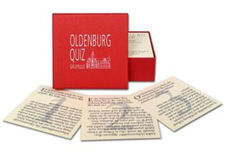 Besondere Geschenkideen aus Oldenburg: Oldenburg-Quiz: 100�Fragen