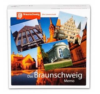 Besondere Geschenkideen aus Braunschweig: Braunschweig Memo