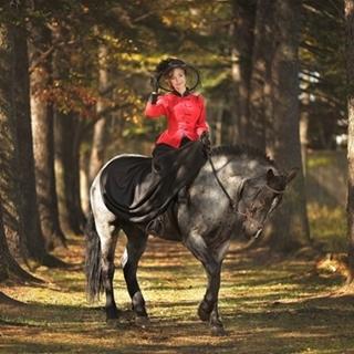 Besondere Geschenkideen aus Bottrop: Fotoshooting mit Pferd