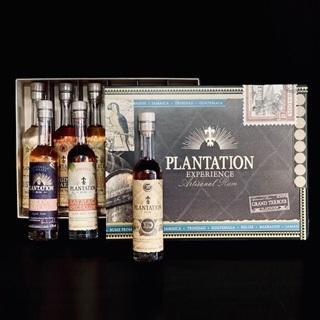 Besondere Geschenkideen aus Braunschweig: Plantation Rum Tasting-Set