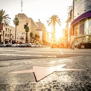Besondere Geschenkideen aus Mendig: Reise zum Walk of Fame nach Hollywood