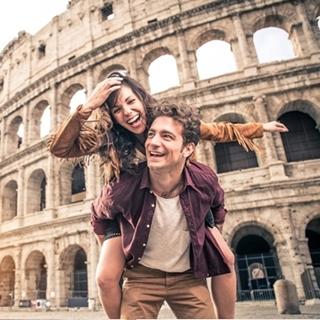 Besondere Geschenkideen aus Fürth: Städtereise nach Rom
