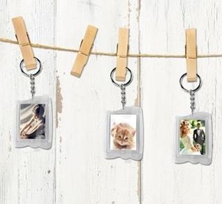 Besondere Geschenkideen in Ihrer Nähe: Foto-Schlüsselanhänger