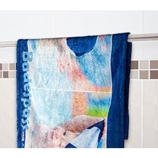 Besondere Geschenkideen in Ihrer Nähe: Handtuch mit Foto