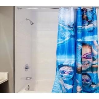 Besondere Geschenkideen in Ihrer Nähe: Selbstgestalteten Duschvorhang