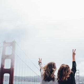 Besondere Geschenkideen aus Wuppertal: Reise zur Golden Gate Bridge nach San Francisco