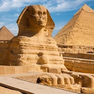 Besondere Geschenkideen aus Maintal: Reise zur Sphynx nach Ägypten