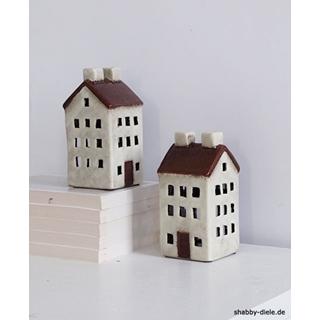 Besondere Geschenkideen aus Uelzen: Kerzenhaus Steingut