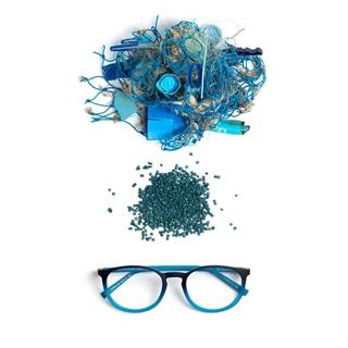 Besondere Geschenkideen aus Celle: Upcycling-Brille aus maritimen Plastikmüll von Sea2See