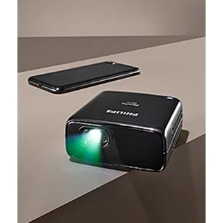 Besondere Geschenkideen aus Norderstedt: Philips Micro-Projektor