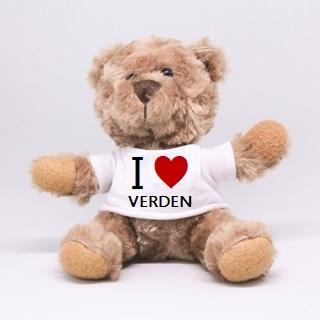 Besondere Geschenkideen aus Verden: Teddybär