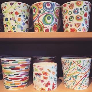 Besondere Geschenkideen aus Ahrensburg: Bunte Teetassen