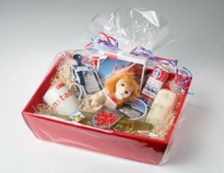Besondere Geschenkideen aus Braunschweig: Geschenkkorb