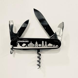 Besondere Geschenkideen aus Lüneburg: Lüneburg-Messer von Victorinox
