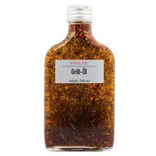 Besondere Geschenkideen aus Berlin: Hochwertiges Grill-Öl