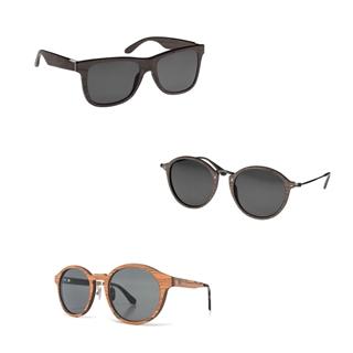 Besondere Geschenkideen aus Braunschweig: Wood Fellas Holz-Sonnenbrille