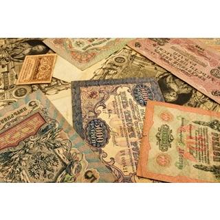 Besondere Geschenkideen aus Uelzen: Alte Geldscheine