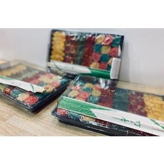 Besondere Geschenkideen aus Lüneburg: Fruchtgummi-Sushi-Box