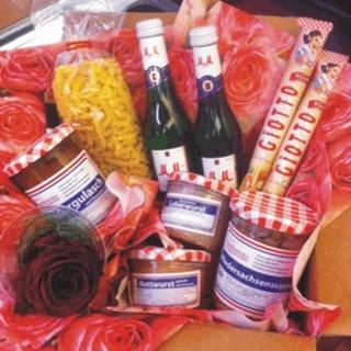 Besondere Geschenkideen aus Uelzen: Delikatessen-Geschenkpaket