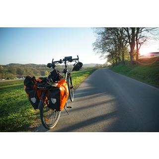 Besondere Geschenkideen aus Soltau: Hochwertige Fahrradtasche
